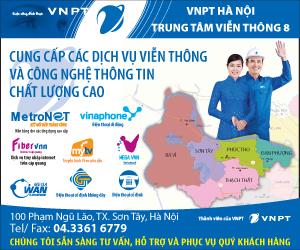 VNPT Hà Nội - Trung Tâm Viễn Thông 8