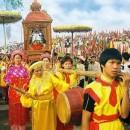 Hấp dẫn lễ hội Côn Sơn - Kiếp Bạc 2016