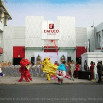 Siêu thị Nội thất Đài Loan Dafuco - Công ty cổ phần sản xuất và thương mại Đài Loan