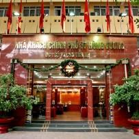 Nhà Khách Chính Phủ 37 Hùng Vương