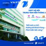 Trung tâm Viễn Thông 3 - VNPT Hà Nội