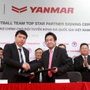 ĐT Olympic và ĐT Việt Nam có nhà tài trợ mới