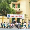 Hà Nội: Các trường được thu, chi tiền tài trợ