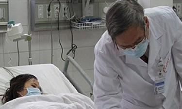 Bệnh viêm não mô cầu xuất hiện ở nhiều tỉnh